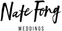 nate fong photography | san francisco bay area wedding photographer logo